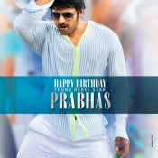 Prabhas Birthday Wallpapers