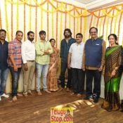 Prabhas – UV Creations – Sujeeth Movie Opening