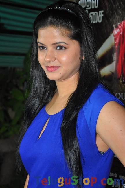 Preethi das latest stills