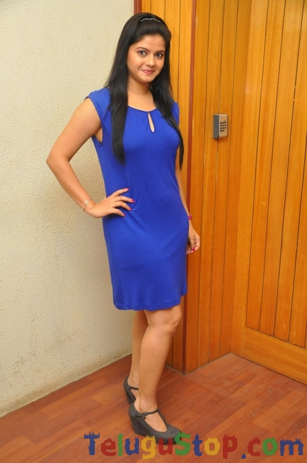 Preethi das latest stills