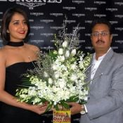 Raashi Khanna Launches Longines Watches