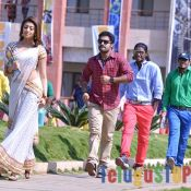 Ntr, Samantha, Praneetha, Rabhasa Movie Stills