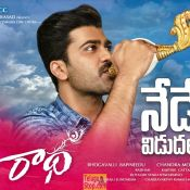 Radha Release Day Posters