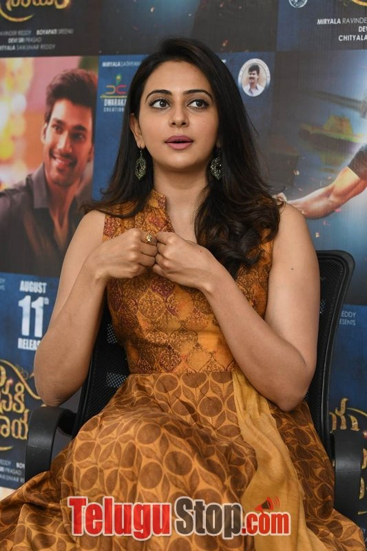 Rakul Preet Singh Interview Stills-Rakul Preet Singh Interview Stills-