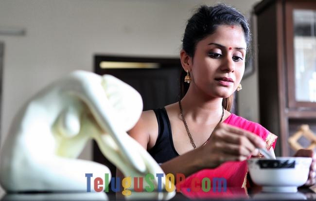 RGV Sridevi Movie Actress Anushkriti Pics-Rgv Sridevi Movie Actress Anushkriti Pics-