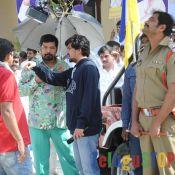 Nara Rohit, Vishakha Singh in Rowdy Fellow Movie