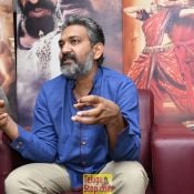S S Rajamouli Interview Photos
