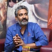 S S Rajamouli Interview Photos