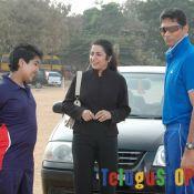 Sachin Tendulkar Kaadu Movie Stills