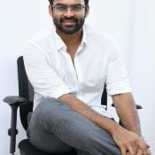 Sai Dharam Tej Interview Stills