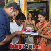 Sai Dharam Tej – Karunakaran Movie Opening- Pic 6 ?>