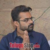 Sai Dharam Tej – Karunakaran Movie Opening- Pic 7 ?>