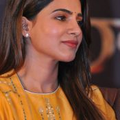Samantha New Pics at Raju Gari Gadhi2 Pressmeet Photo 3 ?>