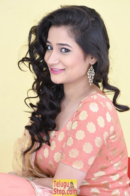 Santoshi Sharma New Stills-Santoshi Sharma New Stills-