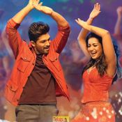 Sarrainodu New Photos