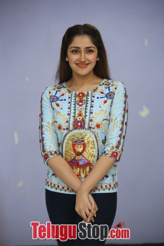 Sayesha Saigal Latest Photos-