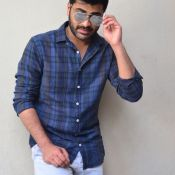 Sharvanand Interview Photos