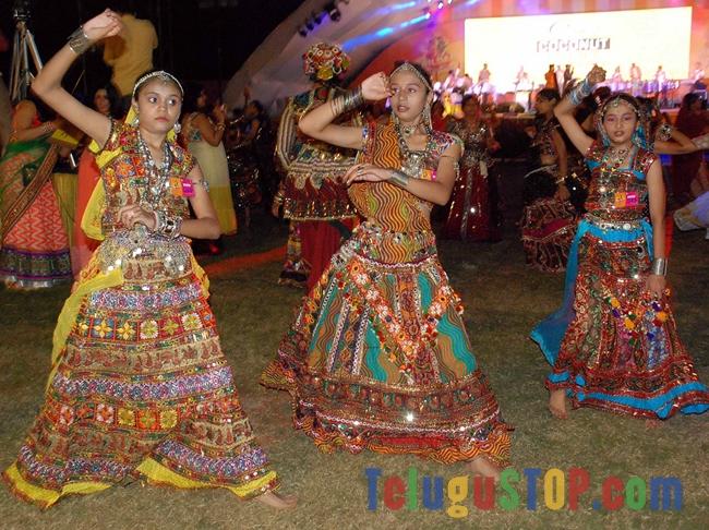 Shilpi Sharma at Dildar Dandiya 2014-Shilpi Sharma At Dildar Dandiya 2014-