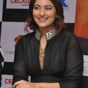 Actress Sonakshi Sinha, Sonakshi Sinha at Tevar Movie Promotion