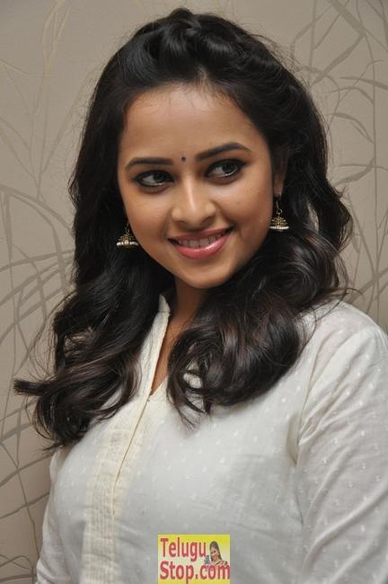Sree divya latest stills