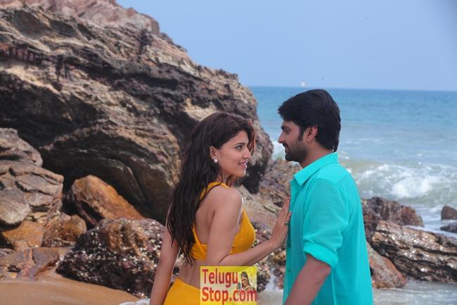 Sri Vishnu Vennela Creations Movie Stills-Sri Vishnu Vennela Creations Movie Stills-