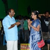 Srivalli Movie Working Photos