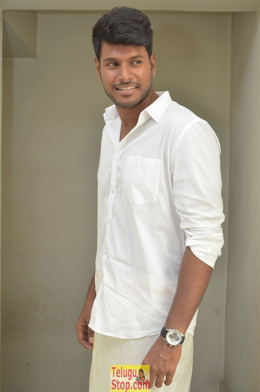 Sundeep kishan interview stills 2