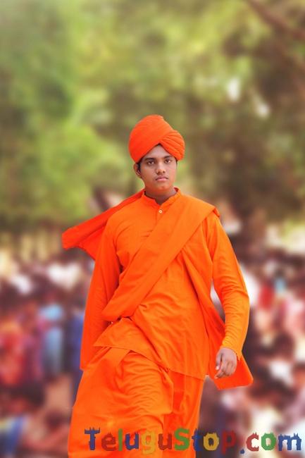 Swami Vivekananda Movie Stills-Swami Vivekananda Movie Stills-