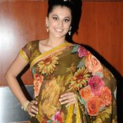 Tapsee Hot In Saree Images