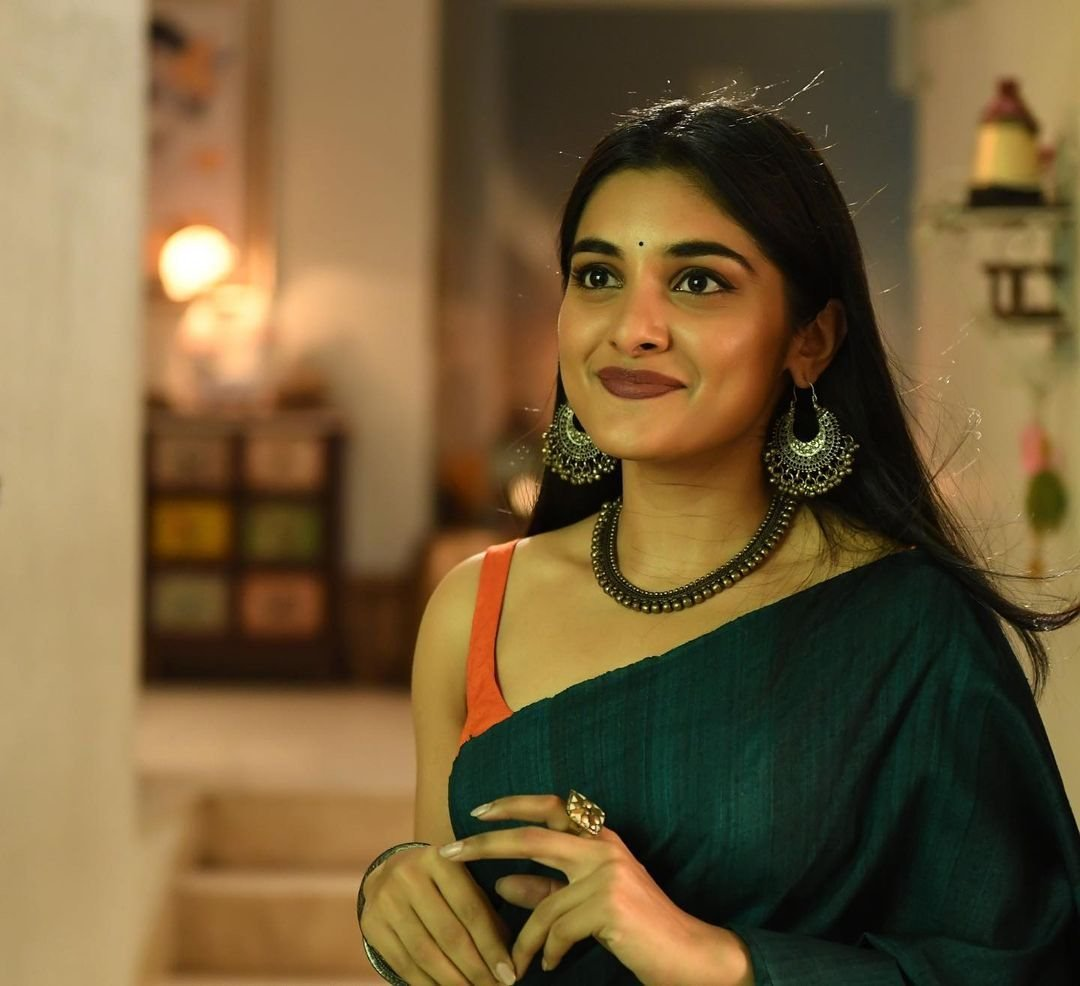 Tollywood beautiful actress nivetha thomas gorgeous clicks-Telugu Actress Nivetha Thomas, Images, Nivetha Thomas, Tollywood Beautiful Actress Nivetha Thomas Gorgeous Clicks, Tollywood Beautiful Actress Nivetha Thomas Saree Gorgeous Clicks Dont Miss Seen Full Gallery- Photos,Spicy Hot Pics,Images,High Resolution WallPapers Download