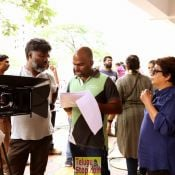Vaisakham Movie Working Photos