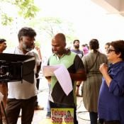Vaisakham Movie Working Stills