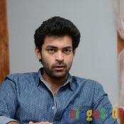 Varun Tej Interview Photos