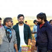 Winner Movie Working Stills