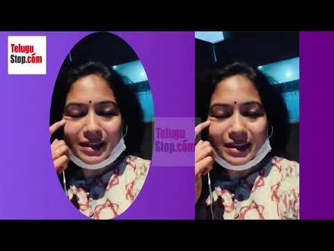 సింగర్ సునీత పేరుతొ మోసం లైవ్ లో వార్నింగ్ ఇచ్చిన సునీత ..-Telugu Trending Viral Videos-Telugu Tollywood Photo Image