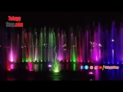 Musical Fountain Inaugurated At Lakaram Tank Khammam | Khammam-Musical Fountain Inaugurated At Lakaram Tank Khammam Khammam-Telugu Trending Viral Videos-Telugu Tollywood Photo Image-TeluguStop.com