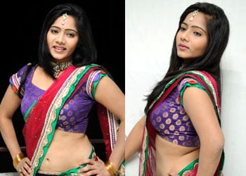 Telugu Hot Spicy Exposing Aunty Model Navel Pics,Images Online Photo,Image,Pics