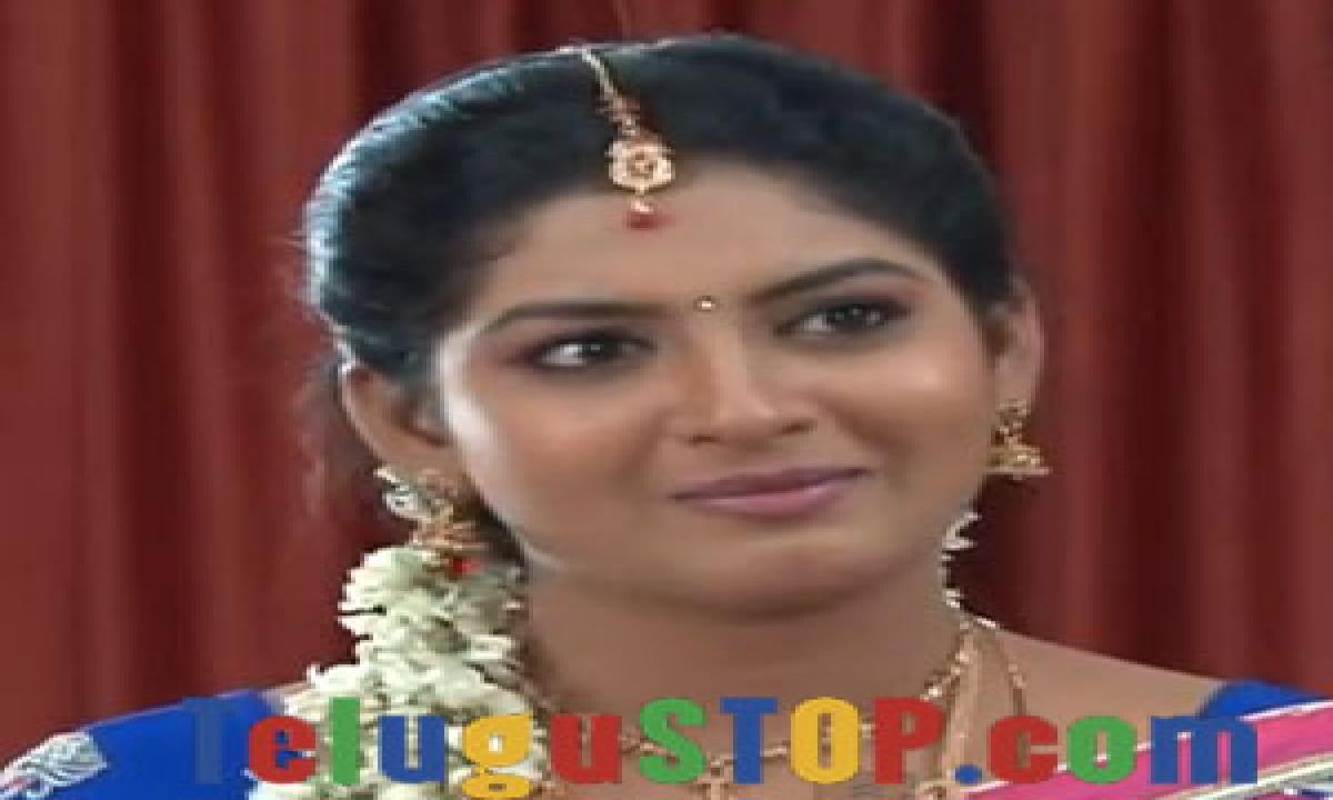 Pallavi Alekhya Telugu TV Serial Actress Profile & Biography--Follow