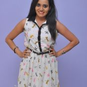 Actress Jaanu Stills