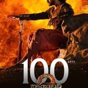Baahubali 2 Movie 100 Days Stills and Walls