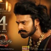 Baahubali 4th Week Posters