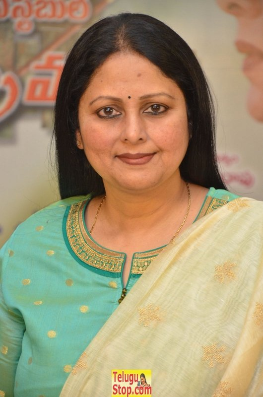 Jayasudha interview stills