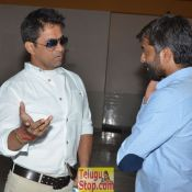Nithiin and Arjun Movie Press Meet