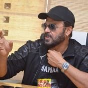 Venkatesh Interview Stills