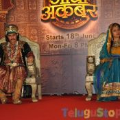 zee-tv-jodha-akbar-show-launch Pics,Spicy Hot Photos,Images