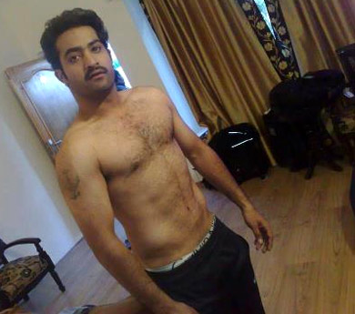 Jr NTR :  From Family Pack to Six Pack-