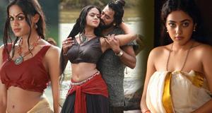 Apsaras Tamil Movie Hot Stills Photo Image Pic