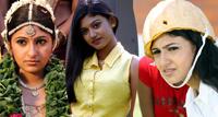Mounika New Stills- Telugu