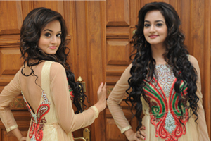 Shanvi Latest Stills-Shanvi Latest Stills---