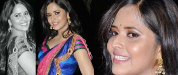 Anchor Anasuya Latest Stills- Telugu